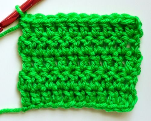 Crochet Stitches Counting : ... count your crochet stitches. The ability to count your stitches is