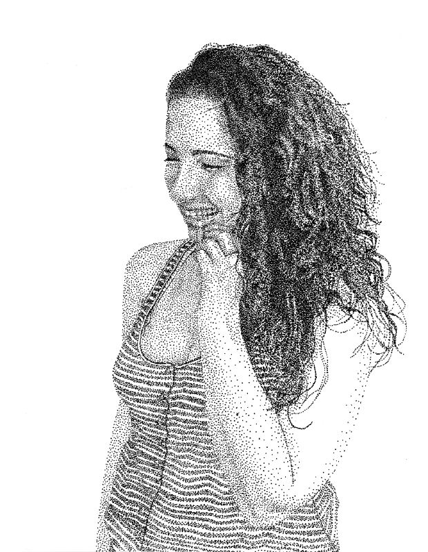 Dotwork illustration is a style on its own. When used correctly, the shading effect is almost 3D and something that simply cannot be achieved with any other method. This shading technique is used ...