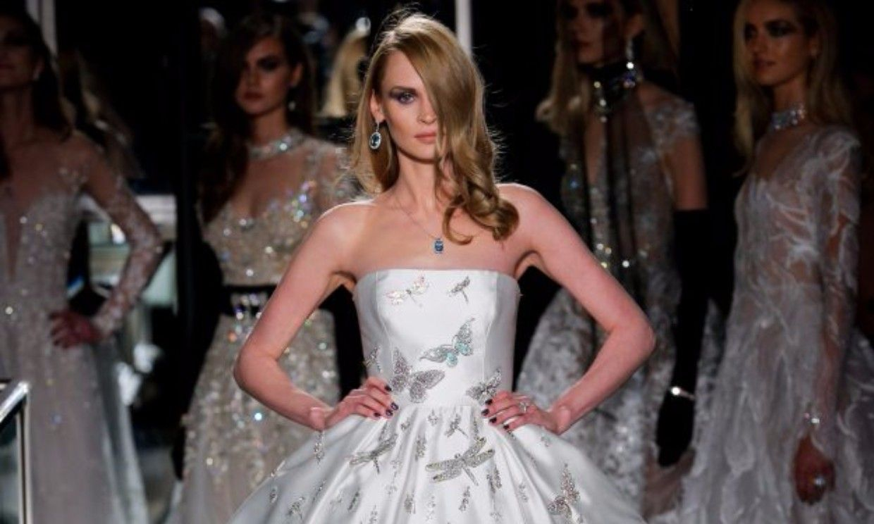 The Launch By Notey The Most Expensive Wedding Dress In